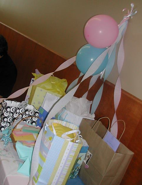 Baby Shower for Jenny