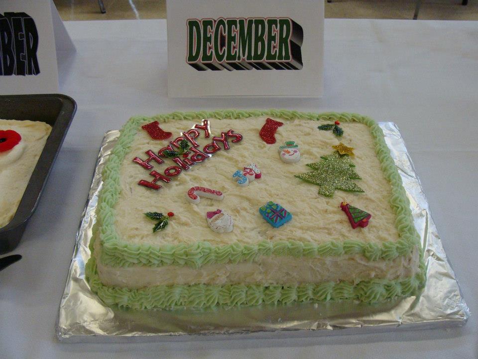 Birthday Cake Sunday at St. Paul's