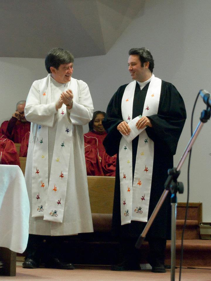 Covenanting Service for Andy O'Neill